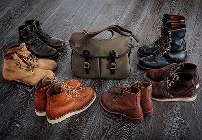 ブレディと革靴