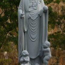「 地蔵菩薩 」 光…