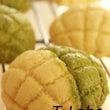 天然酵母 メロンパン