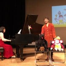 ミロと森のピアノを文…