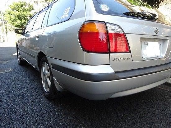 10月洗車4