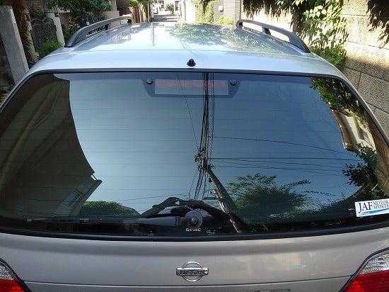 10月洗車2