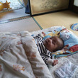 赤ちゃんを寝かしつけ…