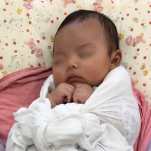 赤ちゃんを心地よく