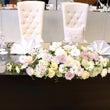 結婚式の会場装花~コ…