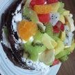 うどん×2+ケーキ