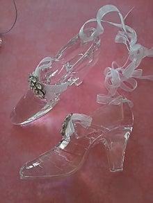 ガラスの靴オーナメント