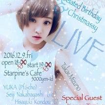 12月9日ライヴ☆時…
