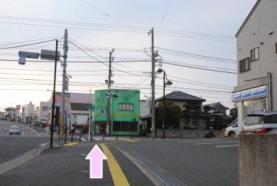 袖ヶ浦駅前ローソン交差点