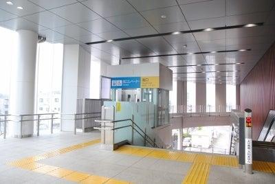 袖ヶ浦駅エレベーター・階段