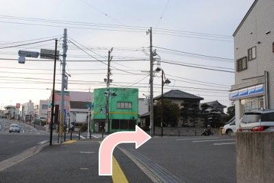 袖ヶ浦駅前ローソン交差点2