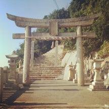 大飛島の神社