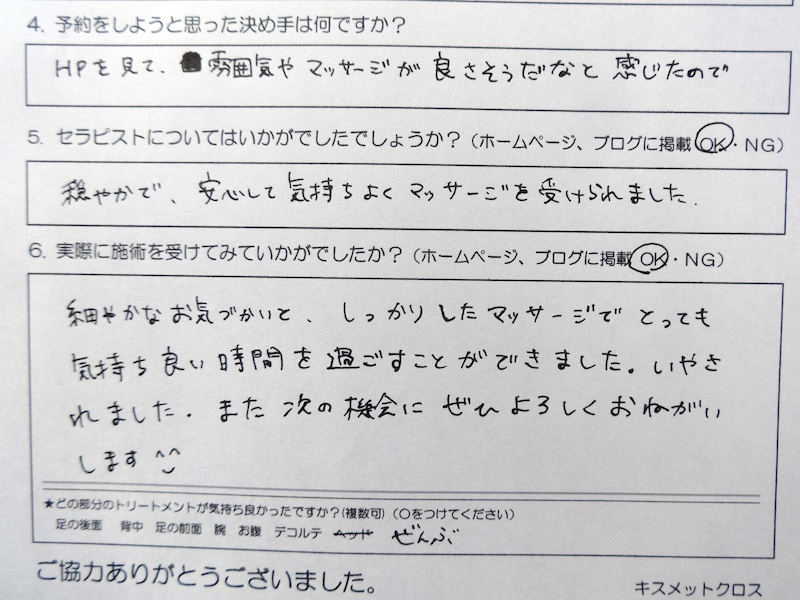 西東京市在住 20代『介護士』まいさん