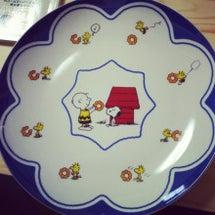 ポンデリングのお皿