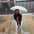 次女専用傘完成!