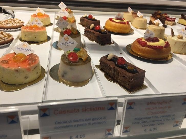 ミノーリ レモンケーキ