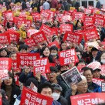 韓国大統領スキャンダ…