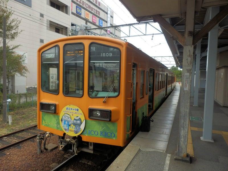 近江鉄道809F・近江八幡