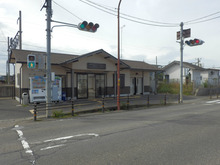 近江鉄道平田駅
