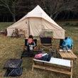 志高湖 紅葉キャンプ
