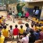アフリカの子供達支援