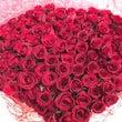 薔薇100本
