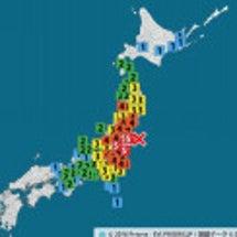 福島沖地震M7.4 …