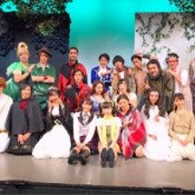 舞台『虚ろの姫と害獣…