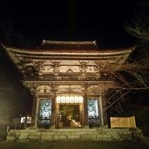 三井寺、紅葉ライトア…