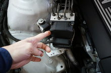 BMW E39 ABSユニット