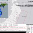 福島沖で発生したM6…