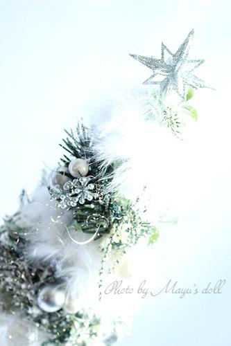 クリスマスツリーのレッスン