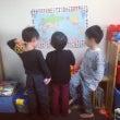幼稚園のお友達