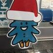 八戸駅のクリスマスツ…