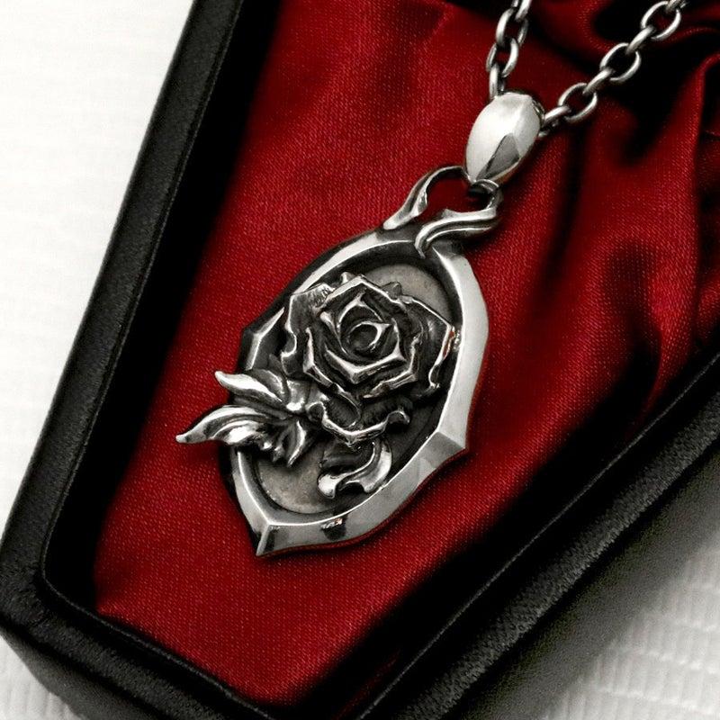 GLAM SCALE グラムスケイル ET-012 薔薇 バラ シルバーギークス
