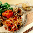 お野菜ランチ in …