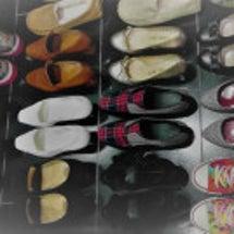 靴の手入れをしました