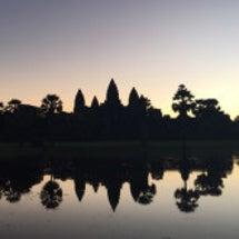 カンボジアへ行ってき…