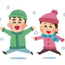 東京では雪が降りまし…
