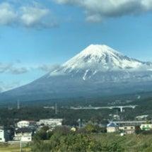 今日はゴキゲン富士山