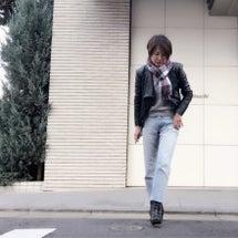 50代☆レザージャケ…