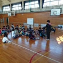 ドッジボール教室→明…