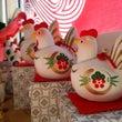 干支飾り&クリスマス…