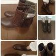 【通販】靴とワンピー…