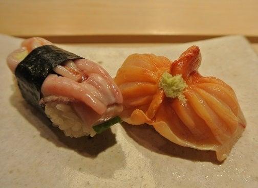 ぎんざすし幸 香川の赤貝