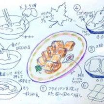 絵描き男の料理記事1…