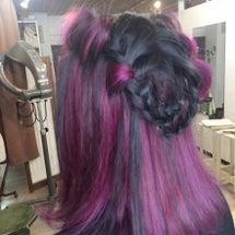 最近作った髪型631…