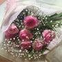 薔薇の花束〜と薔薇の…