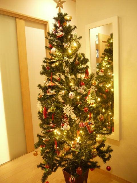 ディズニー・クリスマスツリー