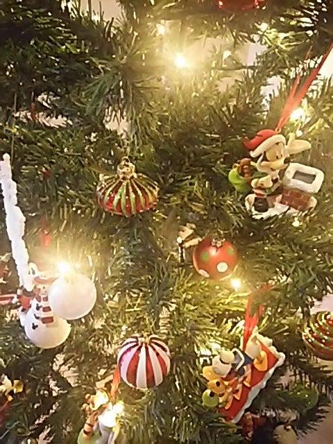 ディズニークリスマスツリー